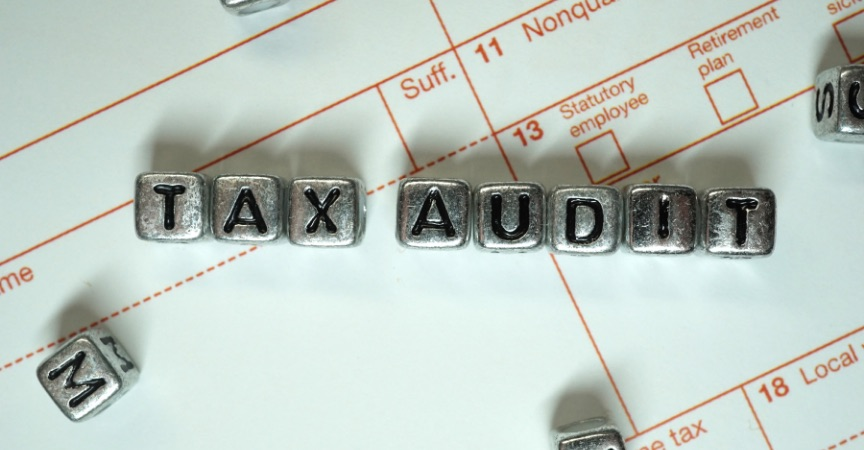 Fewer Tax Audits by IRS