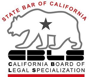 California Board of Legal Specialization Logo