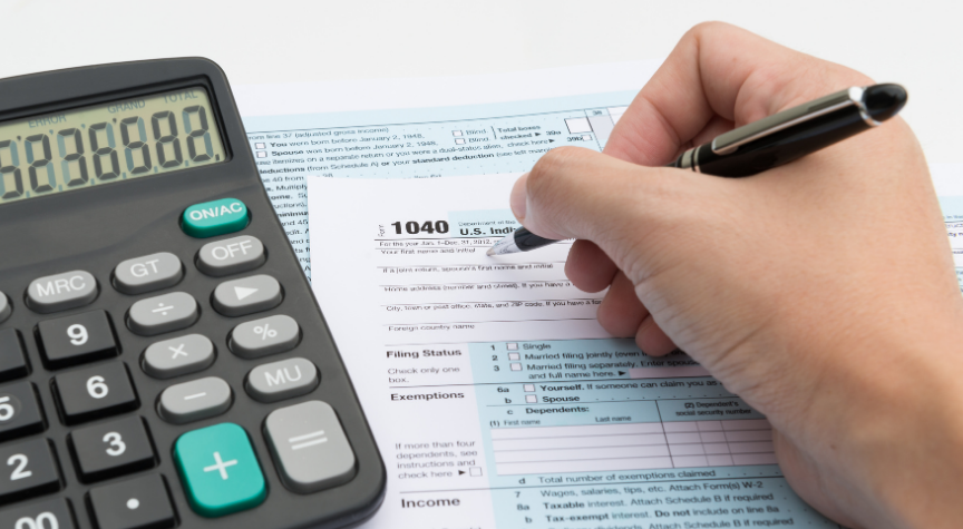 Filing a Tax Return and Audit Selection