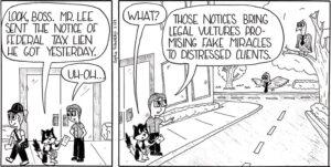 Seb Cartoon Legal Vultures