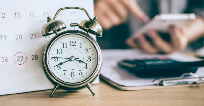 Considering Bankruptcy? Tip 5 – Timing Matters